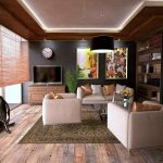 Hardwood Timber Floor
