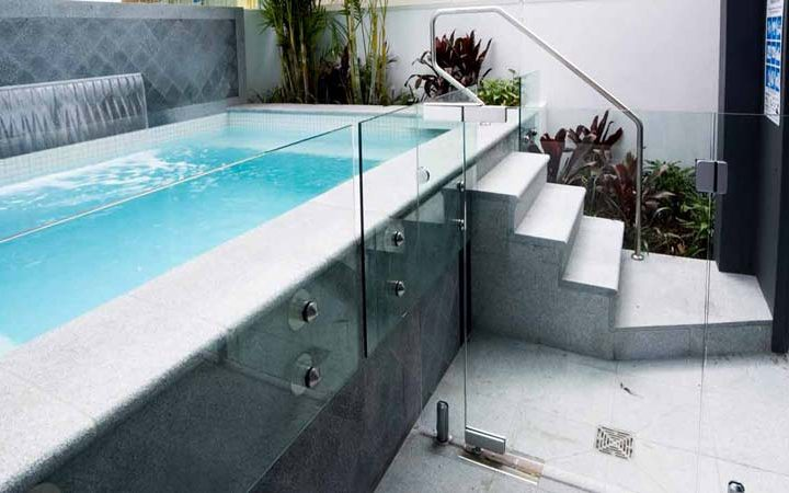 Advantages Of A Glass Pool Or Balcony Fencing Joes Home Improvements